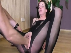 Fisting Her Wrecked Teen Pussy Till She Squirts