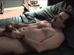 Big Dicked Country Dude Is Eager To Have His Cock Sucked