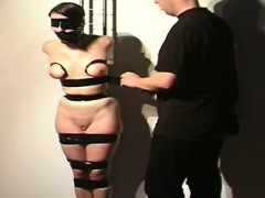 bitch-gets-her-boobs-bound-and-her-mouth-gagged