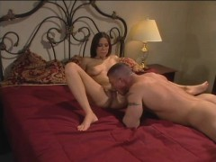 sexy-milf-with-big-hooters-has-a-hung-guy-tasting-and-fucking-her-slit