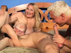 two-hunky-fuckers-enjoy-penetrating-this-sexy-woman-s-hot-holes