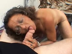 Zella From Dates25com Sexy Mature Milf Candy Gives A Blo