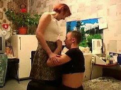 Russian Mature Uliya Trinh