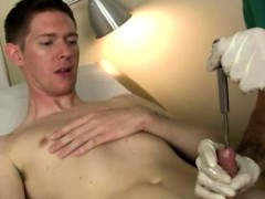 Cumming As The Doctor Examines And Teen Boy Penis Medical Ex