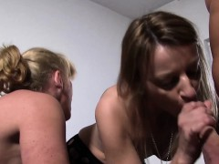 Reifeswinger Mature Swinger Sluts In Threesome (german)