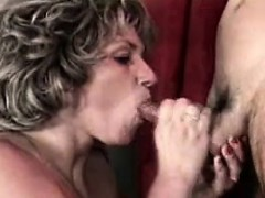 Cum On Mature Mouth Babette