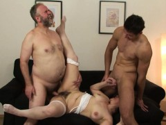 very-old-hairy-pussy-granny-swallows-two-cocks