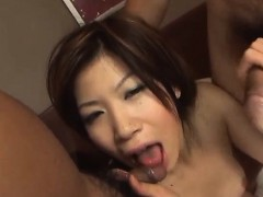 Rui Aikawa Amazes With Her Tight Vag And Warm Lips