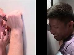 Straight Guy Fucked By Horny Gay On Gloryhole