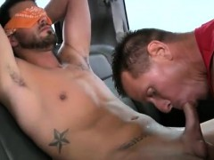 Take Advantage Of Straight Tube And Hot Straight Guys Half N