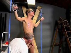 Bondage Male Cum Gay Mark Is Such A Gorgeous Young Man, It's