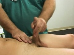 Doctor Nude Penis Image Gay I Then Had Him Lift Up His Thigh