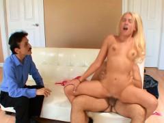 blonde-wife-cuckold