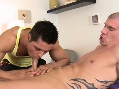 Carnal And Sexy Massage Session For Pretty Twinks