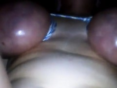 Bound Spouse's Breasts