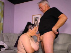hausfrau ficken – german granny nails her husband on camera