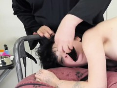 Foxy Teen Is Brought In Anus Madhouse For Harsh Therapy