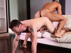 Dennis West Gets His Man Hole Drilled By Diego Sans Cock