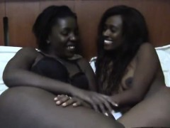 Hot Lesbians Nisa And Anaya In Pussy Licking Action
