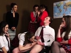 femdom cfnm teacher humiliate dude in class xxx.harem.pt