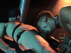 Bdsm Puppy Training Ends With Deep Meat Swallowing