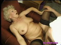 hairy-granny-norma-pissing
