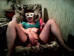 on-webcam