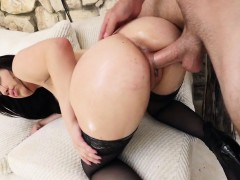 Phat Ass Latin Teen Demi Lowe Gets Dicked
