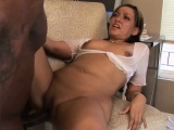 Anal BBC Action From White Wifey