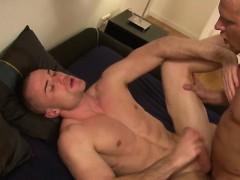 Big Dick Gay Fisting With Cumshot
