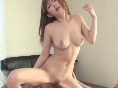 Smokin Hot Megu Kamijyo Rides Hard Cock