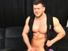 College Muscle Meet Fantasy