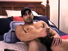 Str8 Boy Zack Beats His Meat