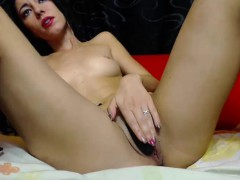 brunette-horny-susana-spears-having-a-hot-solo-masturbation