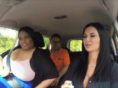 fat-ebony-student-licks-driving-examiner