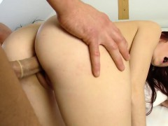 Oiled Ass Of A Lalin Gorgeous Girl Gets Nailed