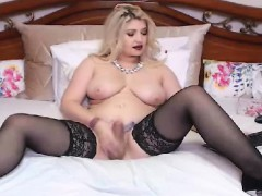 busty-tranny-babe-jerking-off-her-hard-cock