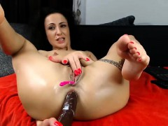 Anal Webcam Solo 48 Years Elena from Spain
