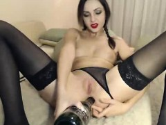 Hot Webcam Girl Playing For You