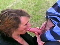 older-mature-couple-risky-outdoor-sex