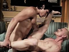 Latin Bottom Anal Sex And Cumshot