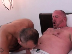 Bare Fucked Hairy Chubby Bear Ass Jizzed