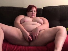 toying-her-fat-pussy