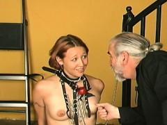 angel enjoys intimate moments of dilettante bondage WWW.ONSEXO.COM
