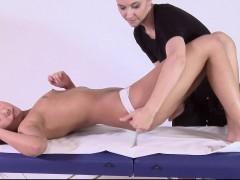 Sexy Asian Alga Ruhum Massaged