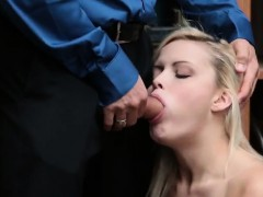 Watching My Gf Fuck The Security Guard