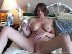 Big Tits Milf Loves Shaving Her Sexy Pussy And Talking Dirty