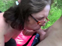 enjoying-a-nice-picnic-with-his-hot-wife