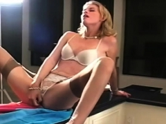 Stylish Playgirl Gets Herself Wet In All Sorts Of Ways