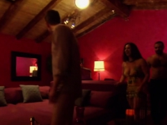 romantic swinger adventure with a real stallion